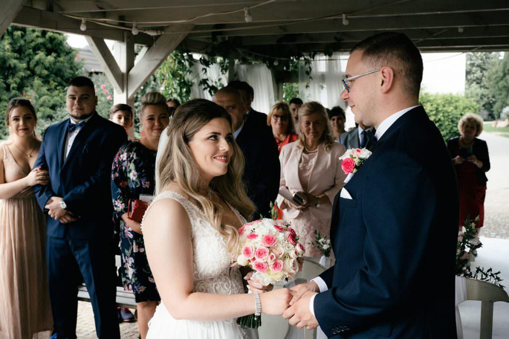 ślub plenerowy - ślub cywilny w plenerze