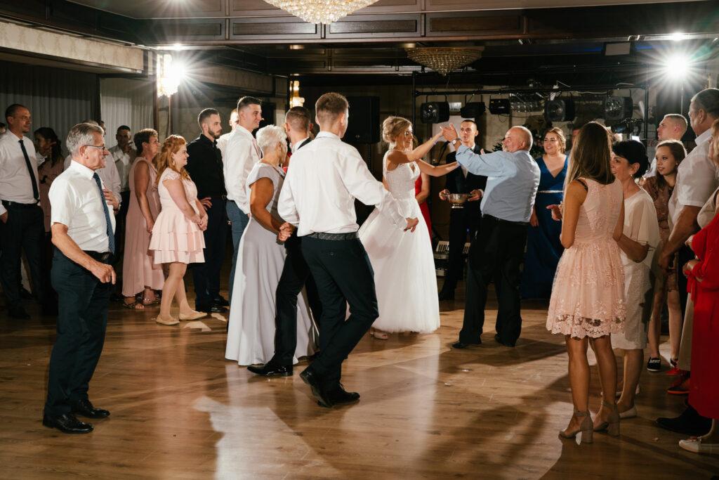 taniec wykupny
